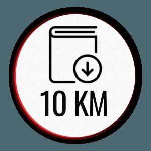 Download PDF program icon 10 km