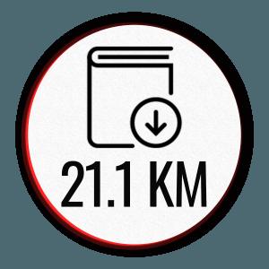 Download PDF program icon 21.1 km - Half Marathon